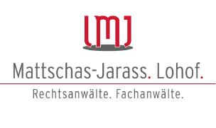 Logo der Anwaltskanzlei Gabriela Mattschas-Jarass in Bochum